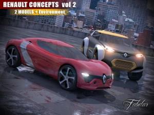 Renault concept vol 2