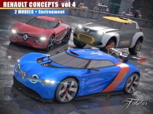 Renault concept vol 4