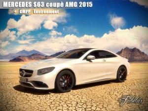 Mercedes s63 coupe 2015 amg german deutch germany