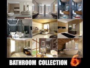 Bathrooms collection 6