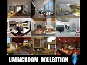 Livingrooms Collection 1
