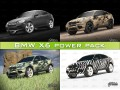 BMW X6 Power Pack