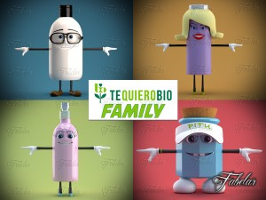 Tequierobio Family