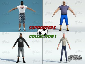 Supporters coll 1