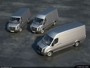 Vw Crafter Pack (3 models)
