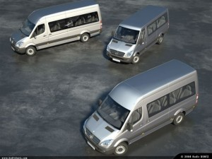 Mercedes Sprinter Kombi Pack
