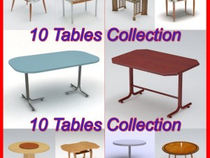 Tables Pack 1