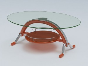 Center Table 10