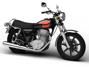 Yamaha SR500 1978
