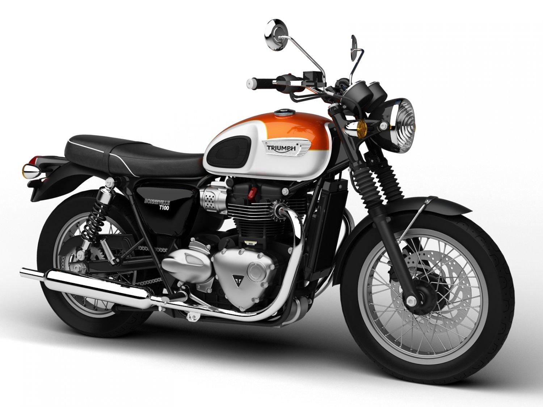 Triumph Bonneville T100 2017 Model