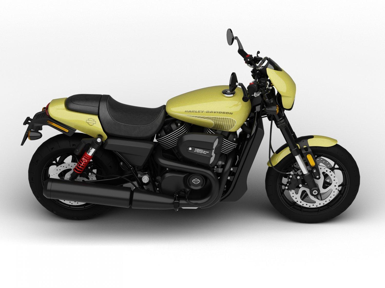 Harley davidson street rod modello d in motocicletta dexport