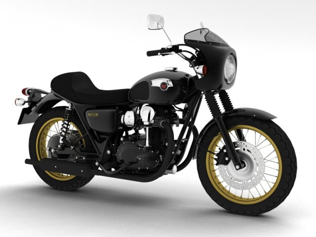 Kawasaki motorcycles 2014 models