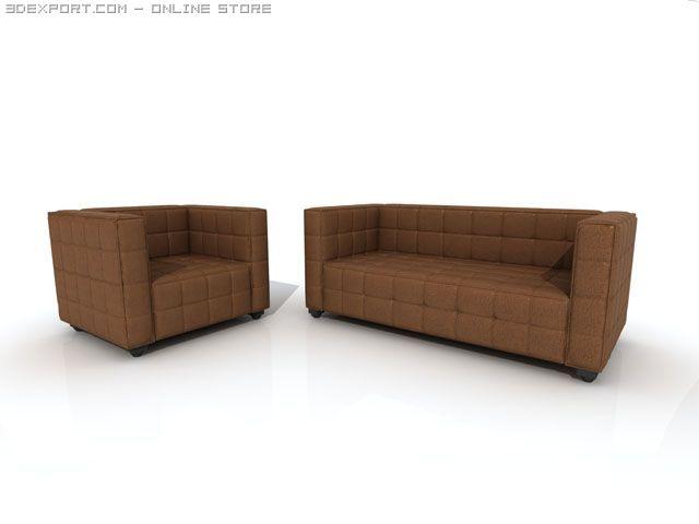 Slaapkamer In Kubus : Kubus chairs d model in slaapkamer dexport
