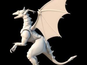 Winged Dragon Female