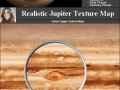 Jupiter Texture Map