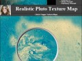 Pluto Texture Map