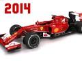 F1 2014 Ferrari F14T