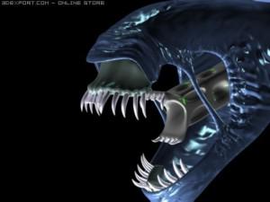 Alien+Facehugger+BONUS DEMO!!