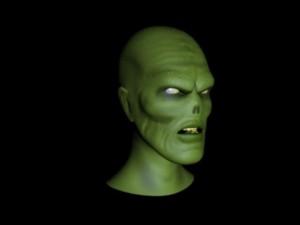 Zombie head + Ztool