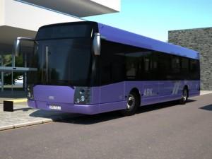 ARKbus 12 Suburban Liner