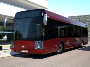 ARK bus 12 City Liner
