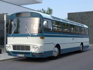Karosa SD11 1965