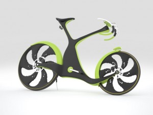 Bicycle of future