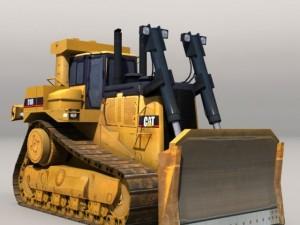 Bulldozer D10R