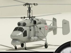 Ka25a Helicopter