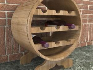 Wine Holder 01