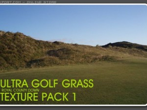 Ultra Golf Grass Pack