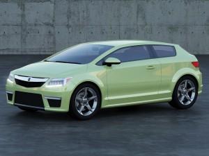 Acura Sportback Concept A1