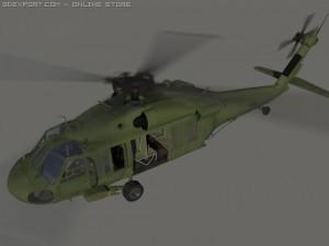 Black Hawk uh60a