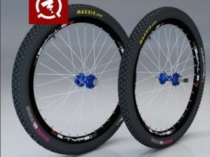 Mountain Bike 26 wheels set