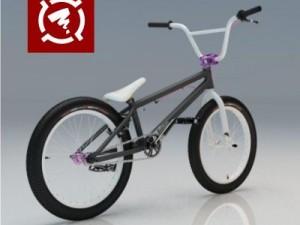 H4 signature BMX bicycle