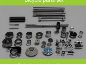 Parts for modeling