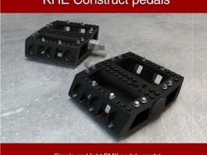 KHE Construct pedals