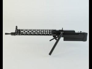 The Spandau LMG 0815