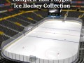 Complete Low Polygon Ice Hockey Arena Collection