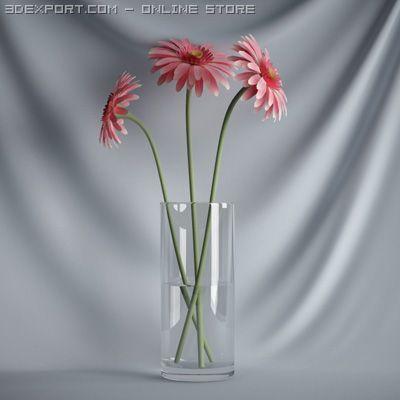 Download 3d models flowers