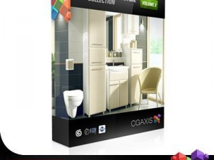CGAXIS collection vol 2 bathroom furniture