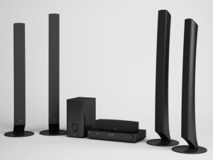 Home Theater CGAXIS electronics 08