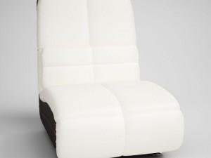 Modern Armless Chair 14