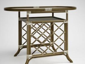 Rattan Table 02