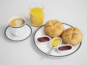 Continental Breakfast 02