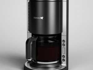 CGAxis Electric Coffee Maker 07