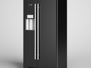 CGAxis Side by Side Refrigerator 13