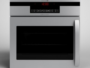 CGAxis Oven 16