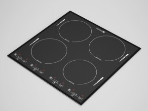 CGAxis Electric Cooktop 17