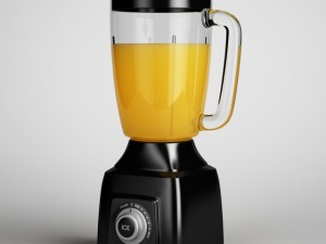 CGAxis Electric Blender 25